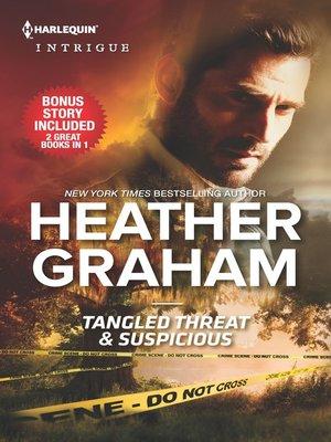 cover image of Tangled Threat ; Suspicious