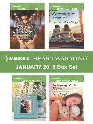 cover image of Harlequin Heartwarming January 2018 Box Set