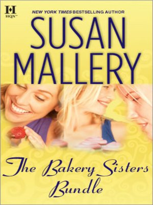 cover image of The Bakery Sisters Bundle