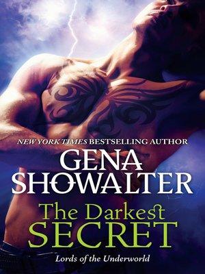 cover image of The Darkest Secret