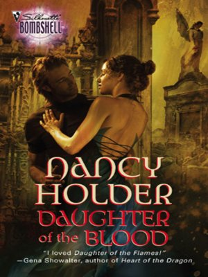 cover image of Daughter Of The Blood