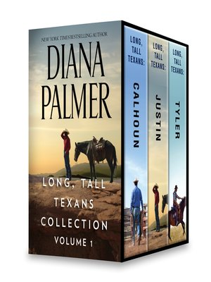 cover image of Long, Tall Texans Collection Volume 1--Long, Tall Texans