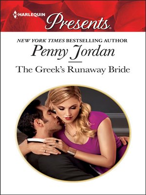 cover image of The Greek's Runaway Bride