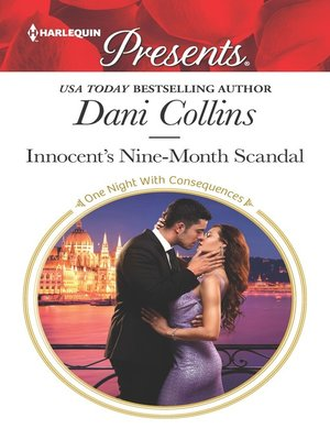 cover image of Innocent's Nine-Month Scandal
