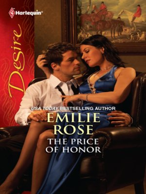cover image of The Price of Honor