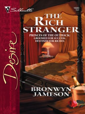 cover image of The Rich Stranger