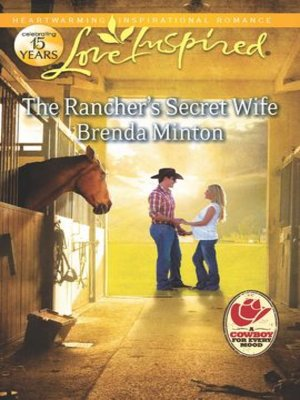 cover image of The Rancher's Secret Wife