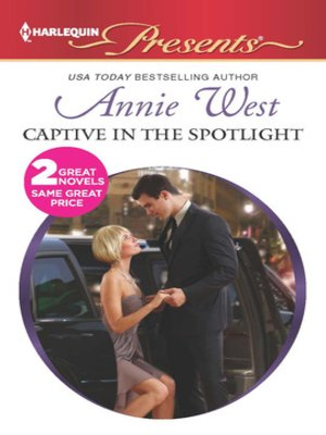 cover image of Captive in the Spotlight: Blackmailed Bride, Innocent Wife