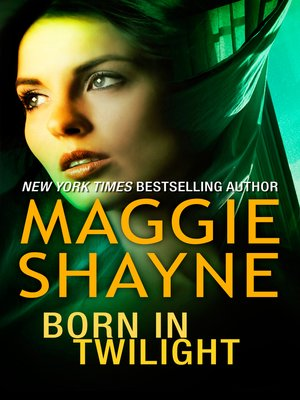 cover image of Born in Twilight: Twilight Vows