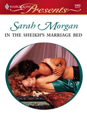 cover image of In the Sheikh's Marriage Bed
