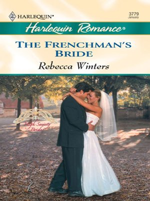 cover image of Frenchman's Bride