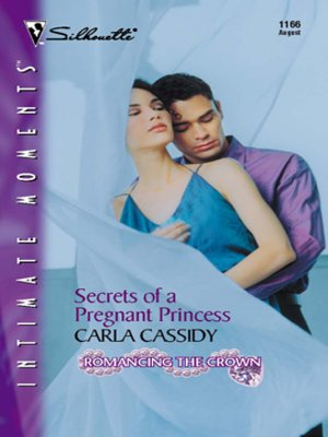cover image of Secrets of a Pregnant Princess
