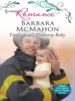 cover image of Firefighter's Doorstep Baby