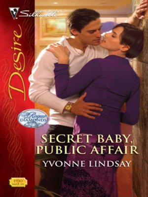 cover image of Secret Baby, Public Affair