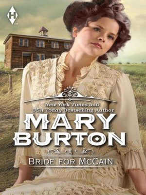 cover image of A Bride for McCain