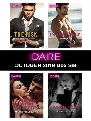 cover image of Harlequin Dare October 2019 Box Set