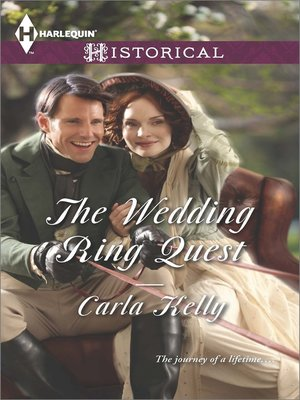cover image of The Wedding Ring Quest