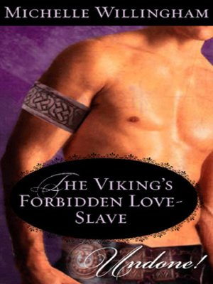 cover image of The Viking's Forbidden Love-Slave