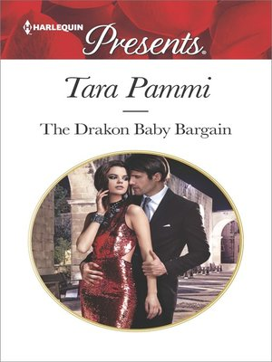cover image of The Drakon Baby Bargain--A passionate story of scandal, pregnancy and romance