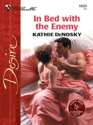 cover image of In Bed with the Enemy