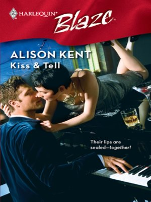 cover image of Kiss & Tell