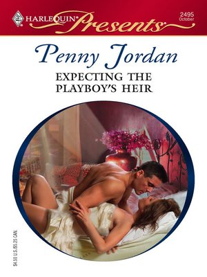cover image of Expecting the Playboy's Heir