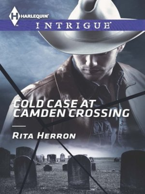 cover image of Cold Case at Camden Crossing