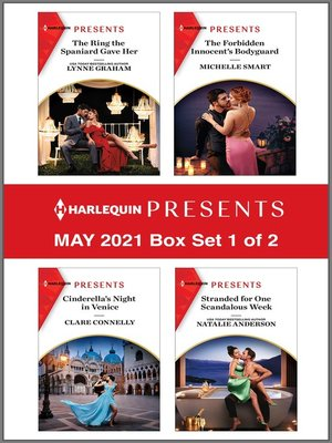cover image of Harlequin Presents--May 2021--Box Set 1 of 2