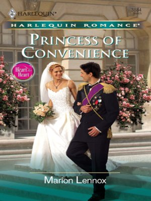 cover image of Princess of Convenience