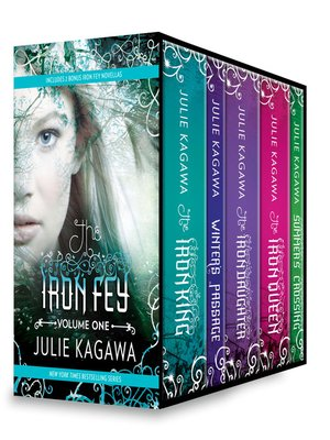 cover image of Iron Fey Series, Volume 1