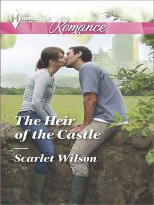 cover image of The Heir of the Castle
