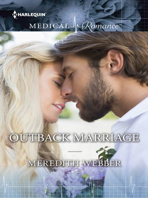 cover image of Outback Marriage