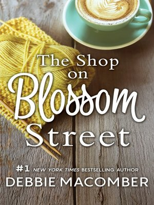 cover image of The Shop on Blossom Street