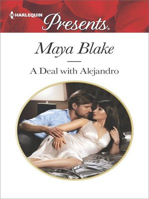 cover image of A Deal with Alejandro