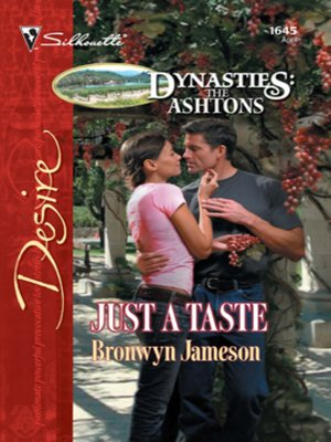 cover image of Just a Taste