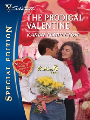 cover image of The Prodigal Valentine