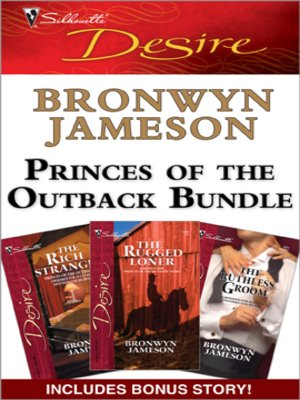 cover image of Princes of the Outback Bundle