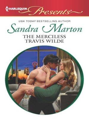 cover image of The Merciless Travis Wilde