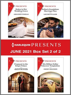 cover image of Harlequin Presents--June 2021--Box Set 2 of 2
