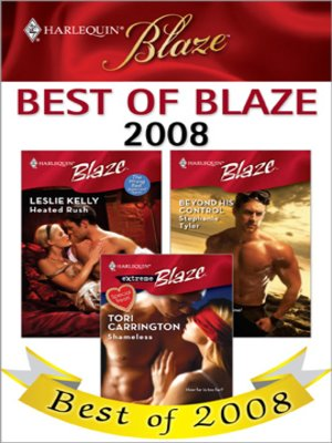 cover image of Best of Blaze 2008
