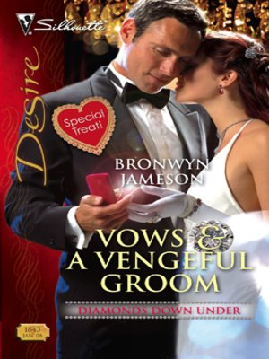 cover image of Vows & a Vengeful Groom