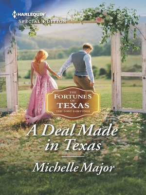 cover image of A Deal Made in Texas