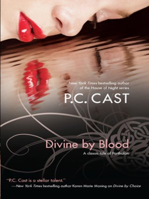 cover image of Divine by Blood