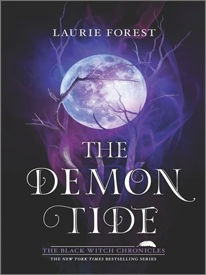 cover image of The Demon Tide