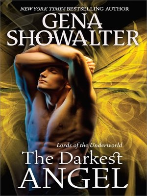 cover image of The Darkest Angel