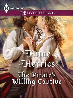 cover image of The Pirate's Willing Captive