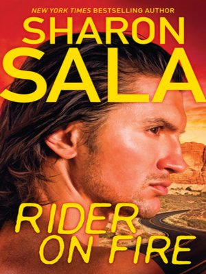 cover image of Rider on Fire