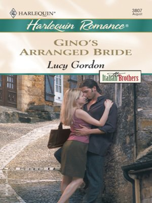 cover image of Gino's Arranged Bride
