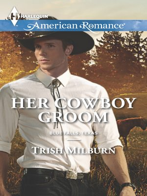 cover image of Her Cowboy Groom