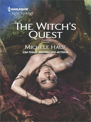 cover image of The Witch's Quest
